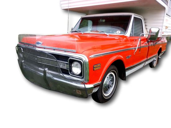 1970 Chevrolet CST/10 Pickup,