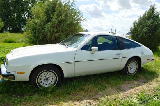 1980 Chevrolet Monza 2 Door Hatchback Coupe,
