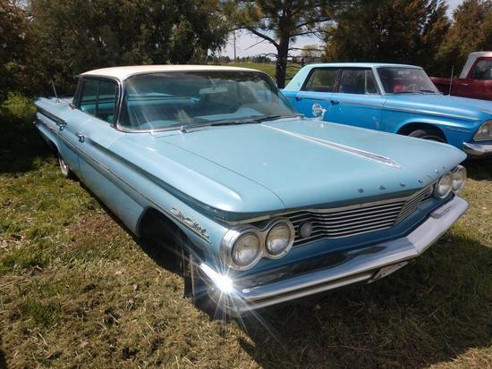 1960 Pontiac Star Chief, 4 Door Hard Top,