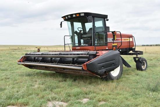 Hesston 9240 SP Swather