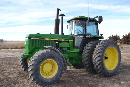 Tim & Jewel Hoxworth Retirement Equipment Auction