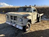 1967 Dodge W-300 1 Ton Truck