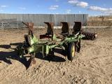 """John Deere 4200 4x18"""" Spinner Plow"""