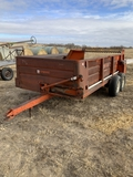 Farmhand 450 Manure Spreader