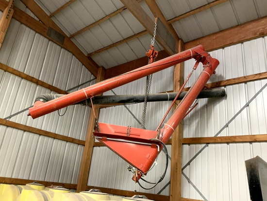Westfield Hyd. Drill Fill Auger