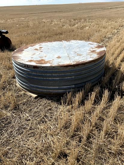 7 ft. Round Stock Tank