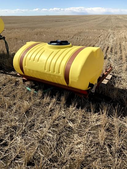 300 Gal Tank off Beet Cart