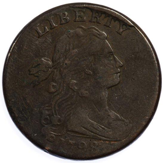 1798 1c VF