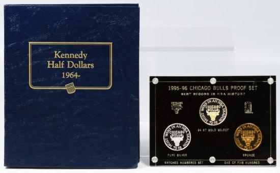 1964-1999 Kennedy 50c Set