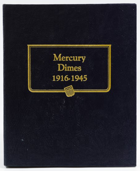 Mercury 10c Near Complete Set