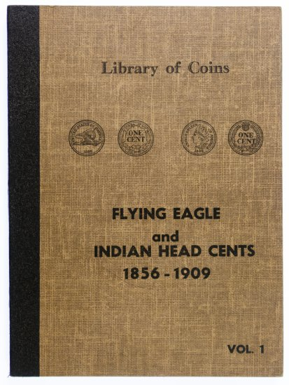 Flying Eagle and Indian Head 1c Partial Set