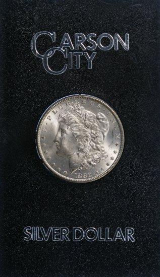1882-CC $1 GSA MS-63