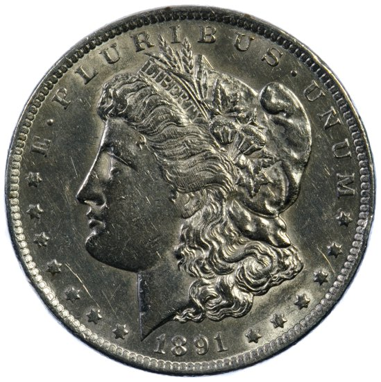 1891-CC $1 AU Details
