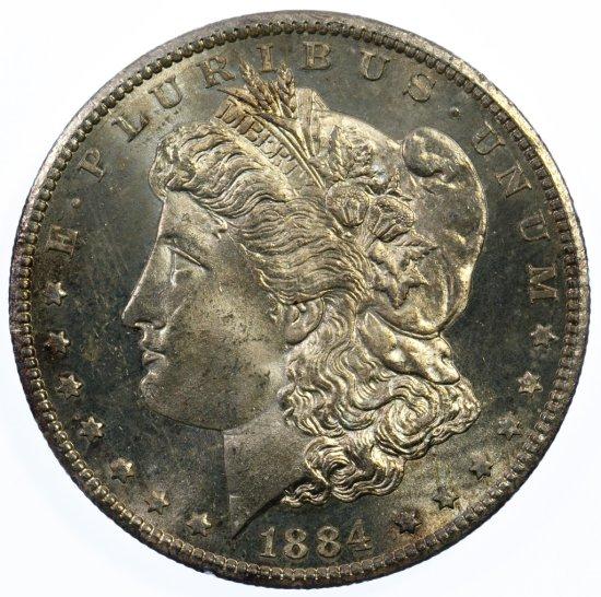 1884-CC $1 MS-64 PL