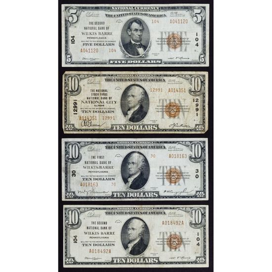 National Note Assortment