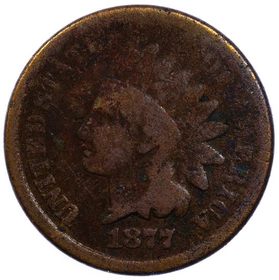 1877 1c VG
