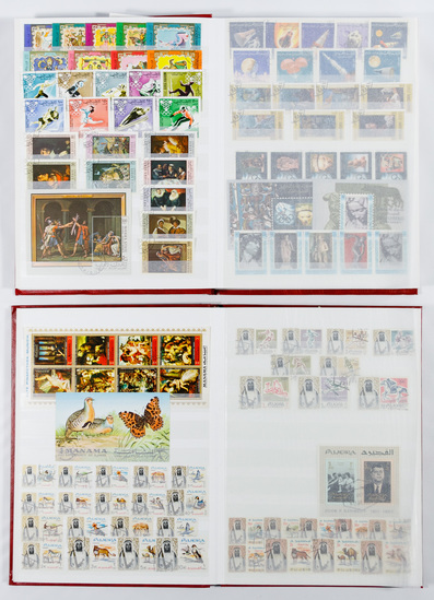US and World Stamp Assortment