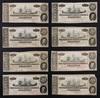 Confederate: 1864 $20 Assortment