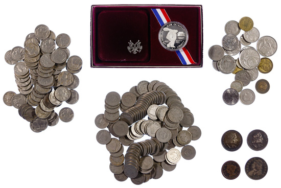 US Type Coin Assortment