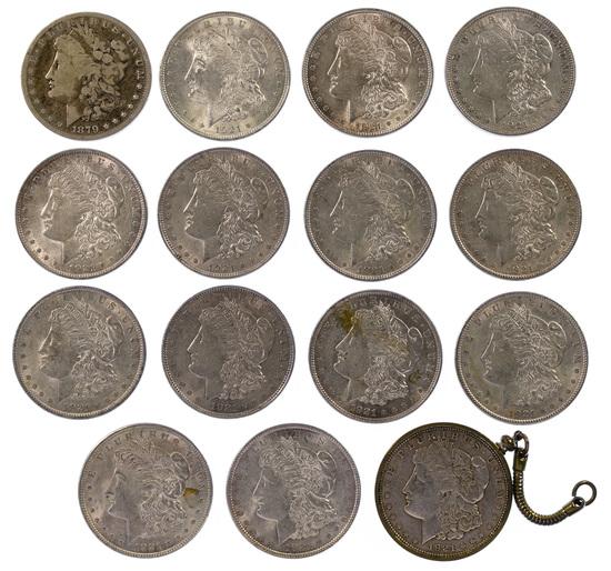Morgan $1 Assortment