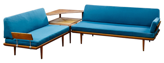 """Peter Hvidt for France and Sons """"Minerva"""" Seating Group"""