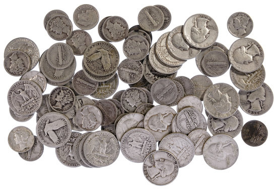US Silver Assortment