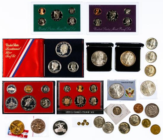 US & World Coin Assortment