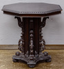 Victorian Mahogany Lamp Table