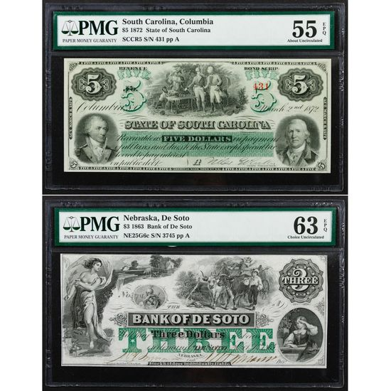 Obsolete Currency Assortment