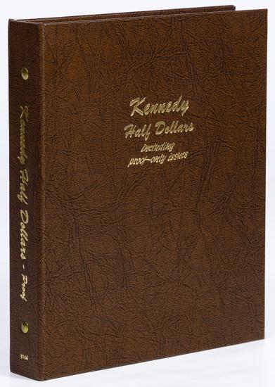 Kennedy 50c Near Set BU