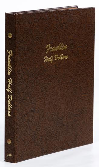 Franklin 50c Complete Set BU