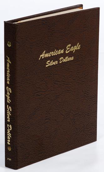 American Silver Eagle $1 Near Set BU