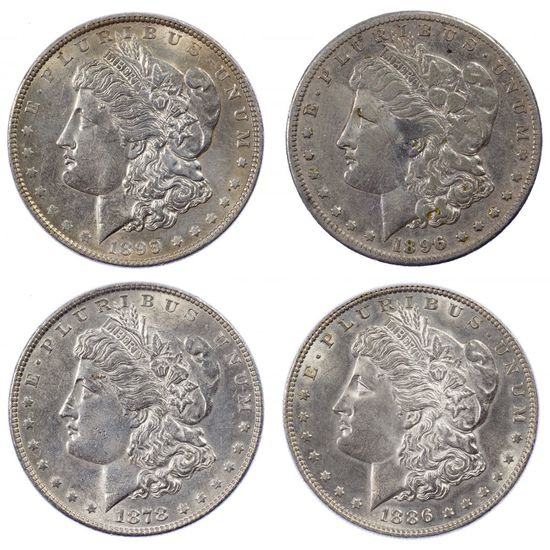 Morgan $1 Assortment