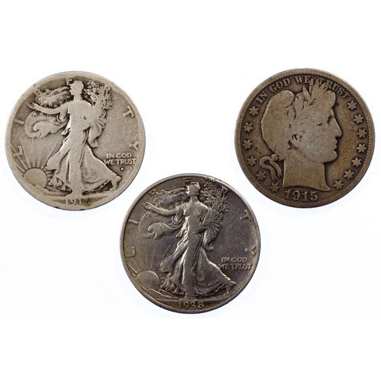 Half Dollar Assortment