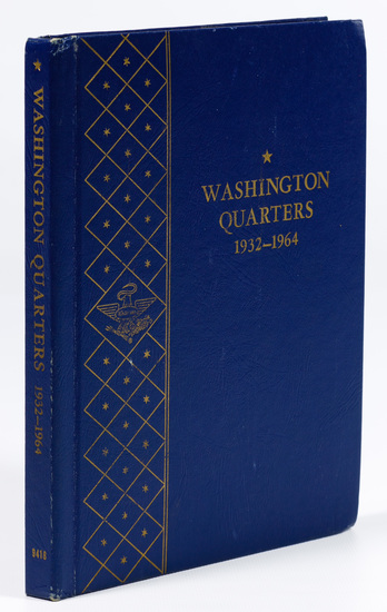 Washington 25c Silver Complete Set