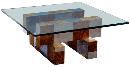 Paul Evans for Directional 'Cityscape' Coffee Table