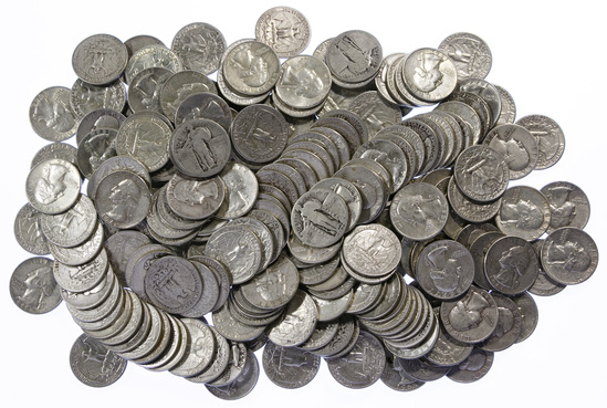 Washington Silver 25c Assortment