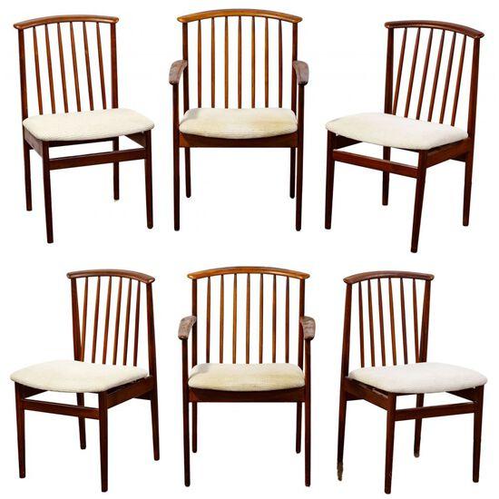 Danish Modern Teak Dining Chairs