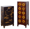 Asian Style Cabinet and Jewelry Chest