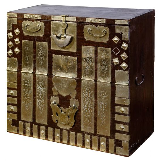 Korean Wedding Chest