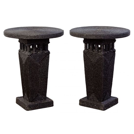 Christian Astuguevieille Side Tables