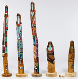 Native American Hopi Kachina Assortment