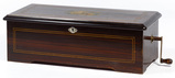 Columbia Swiss Cylinder Music Box