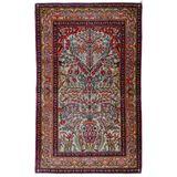 Tabriz Tree of Life Wool Rug