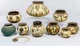 Native American Wounaan or Embera Panama Basket Assortment