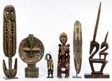 Ethnographic Object Assortment