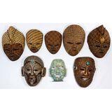 Asian Style Decorative Mask Assortment
