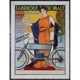 Fabrique Nationale Grand Prix Poster