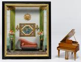 Narcissa Thorne (American, 1882-1966) Miniature Room