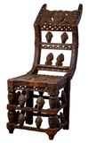 African Tshokwe Chair